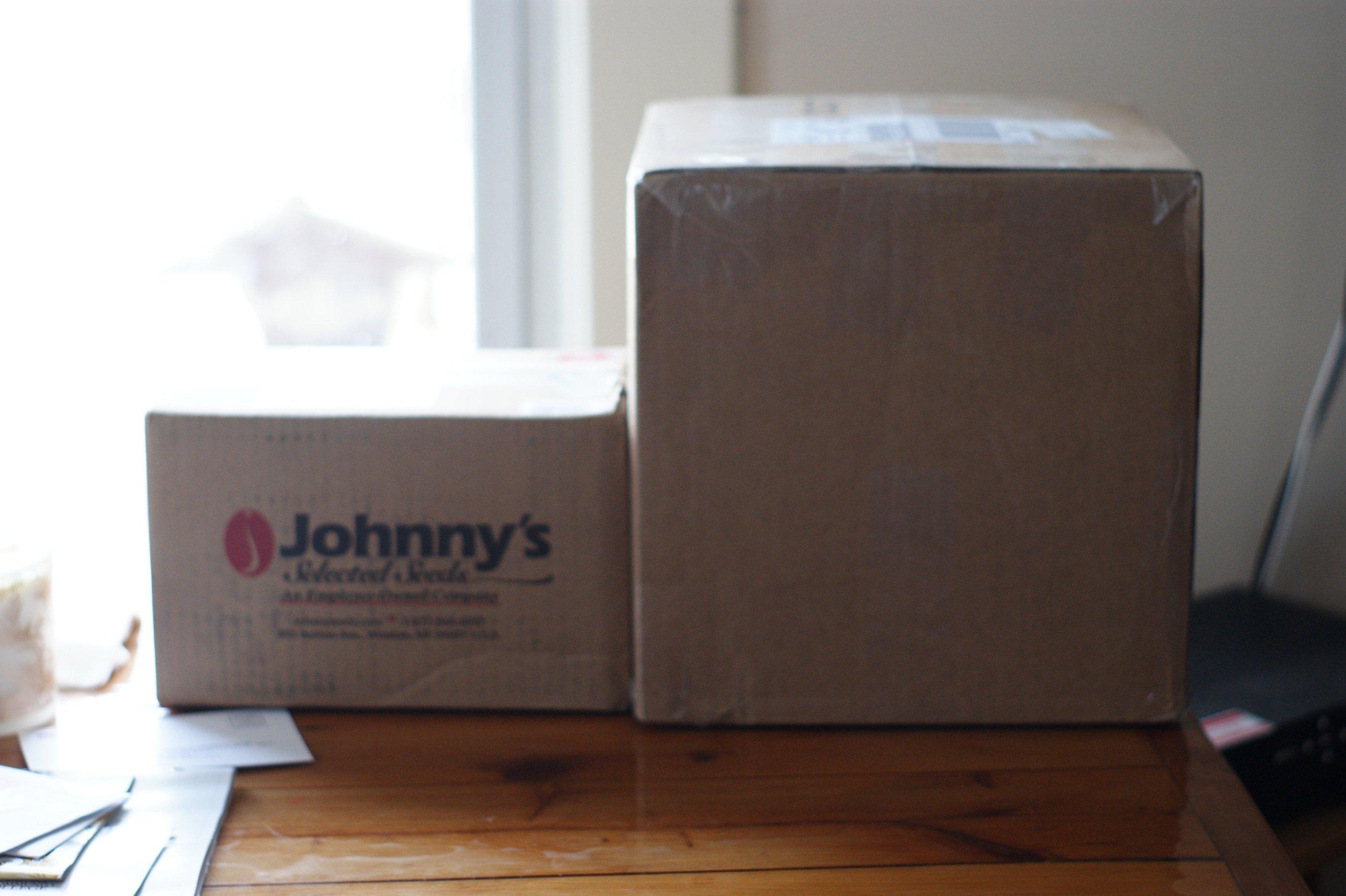 A season in a box