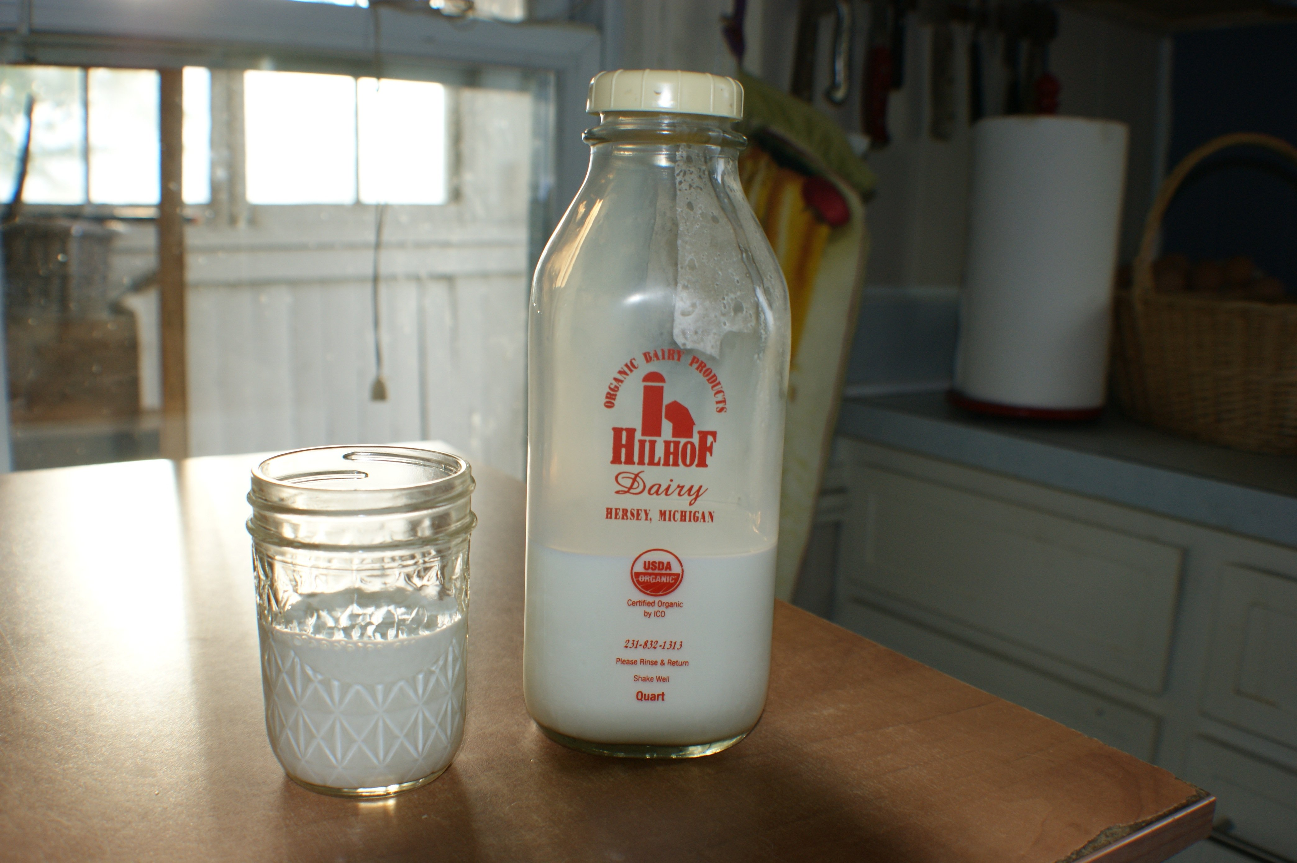 milk CSA Week #2 Complete