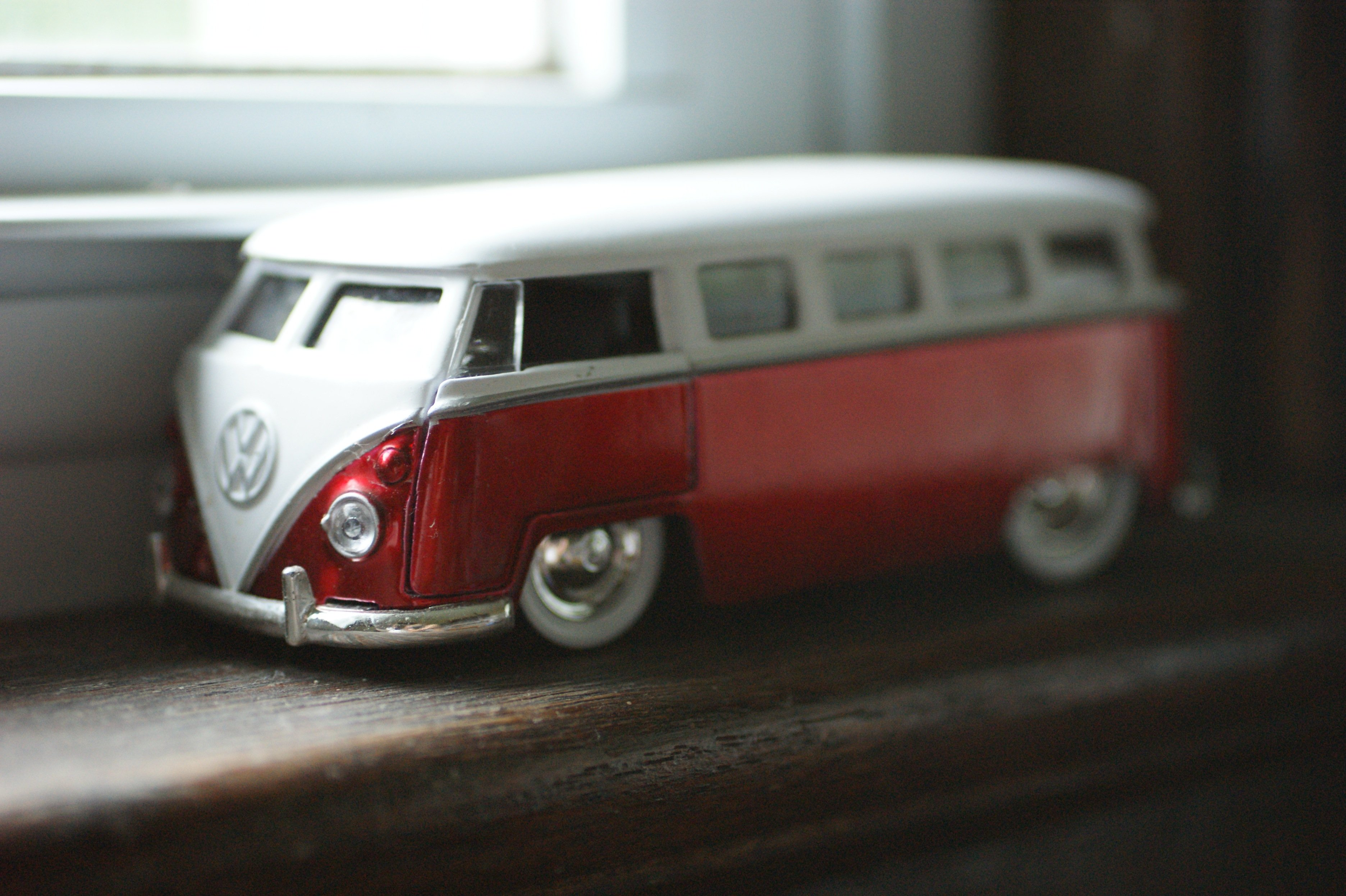 red VW bus Last Week....