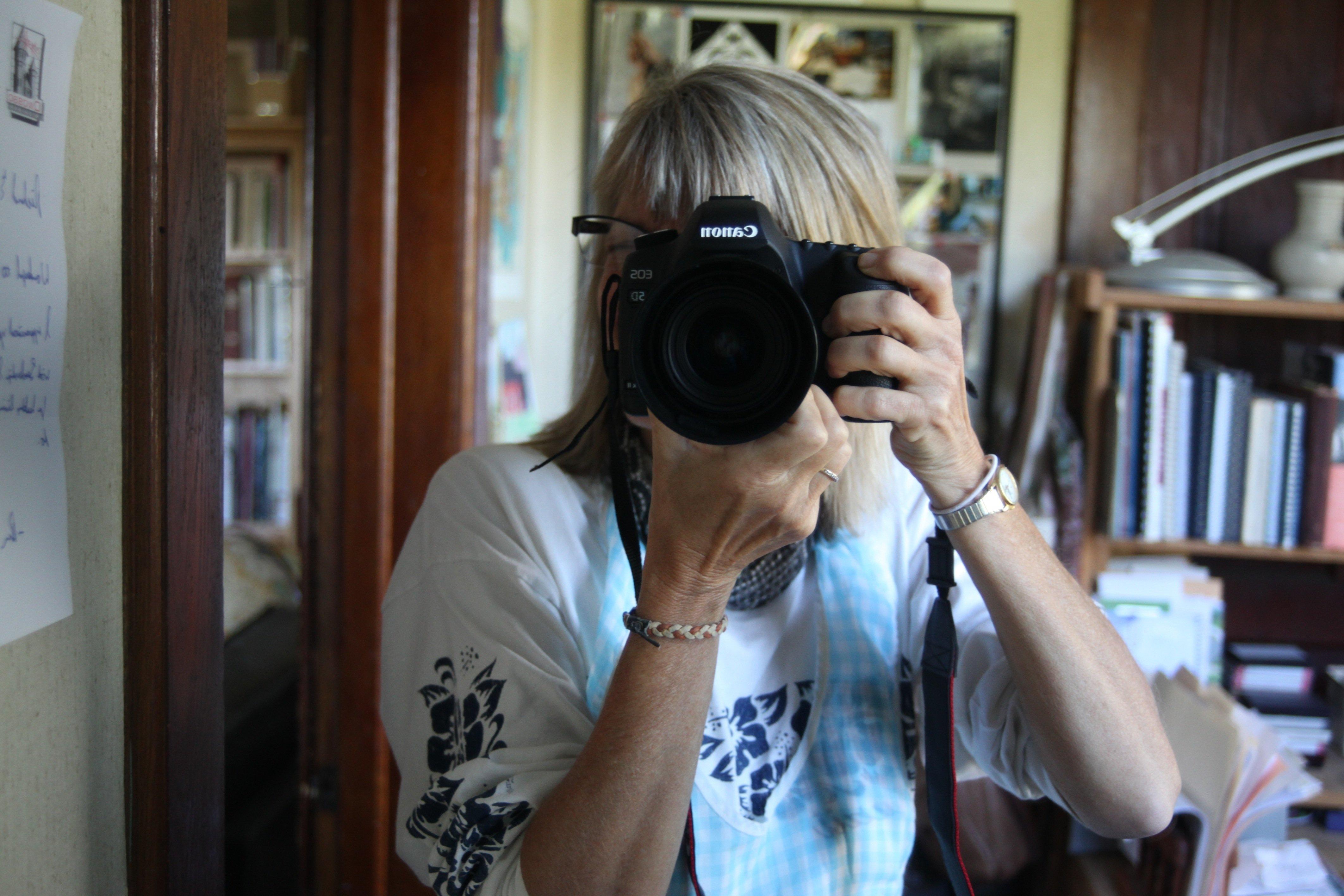 pooh w: camera