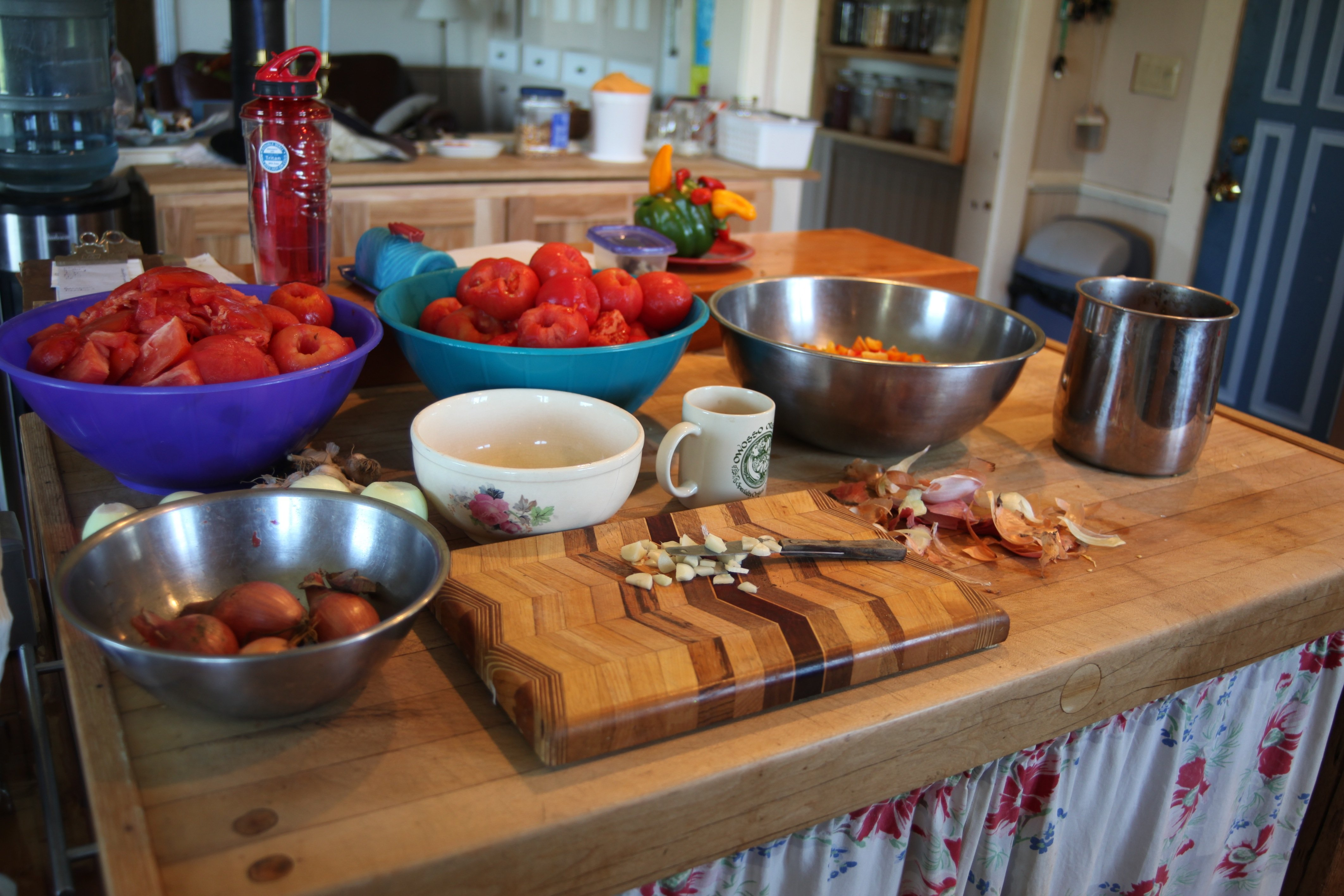 tomato sauce #1