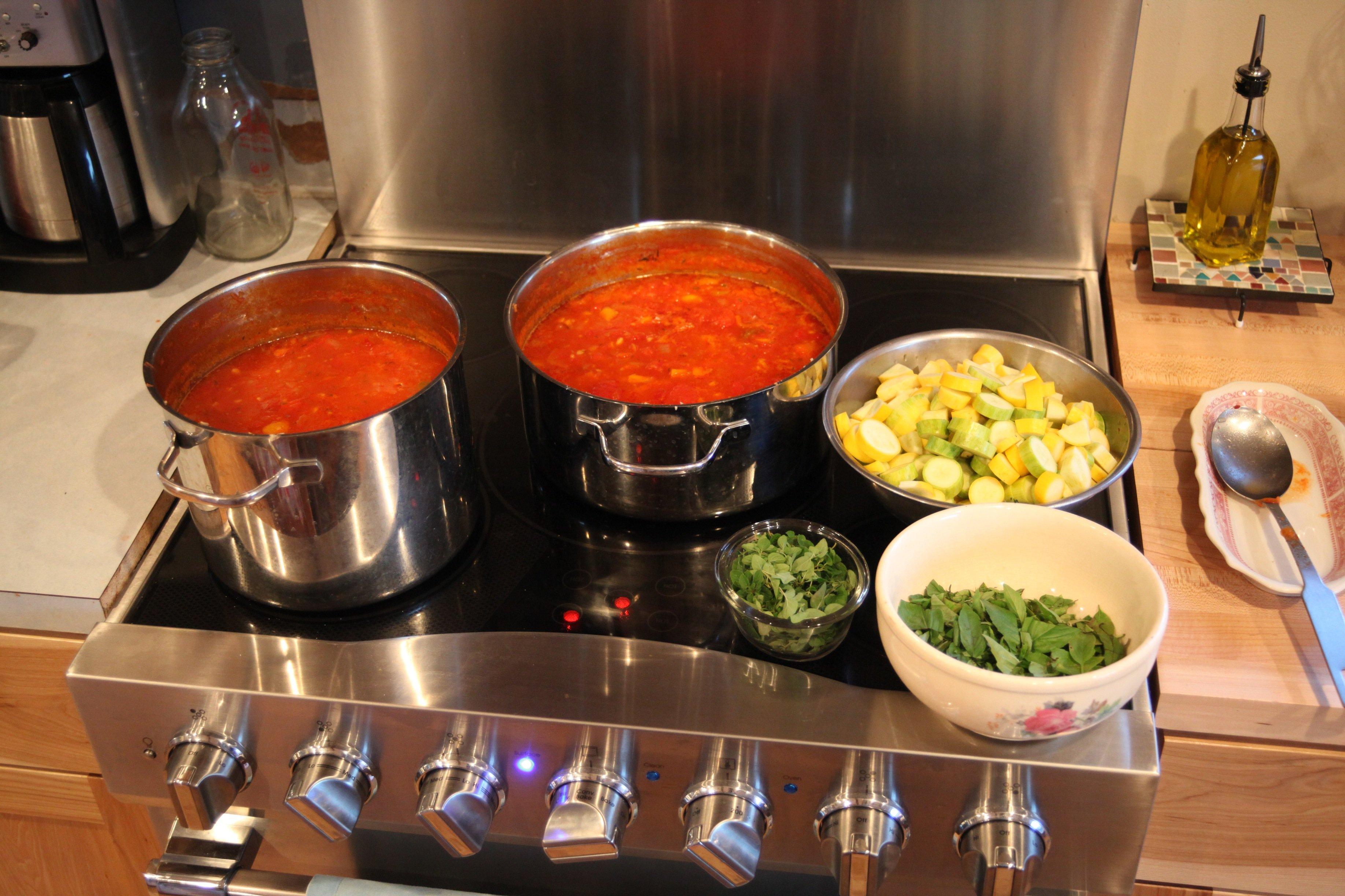tomato sauce #2