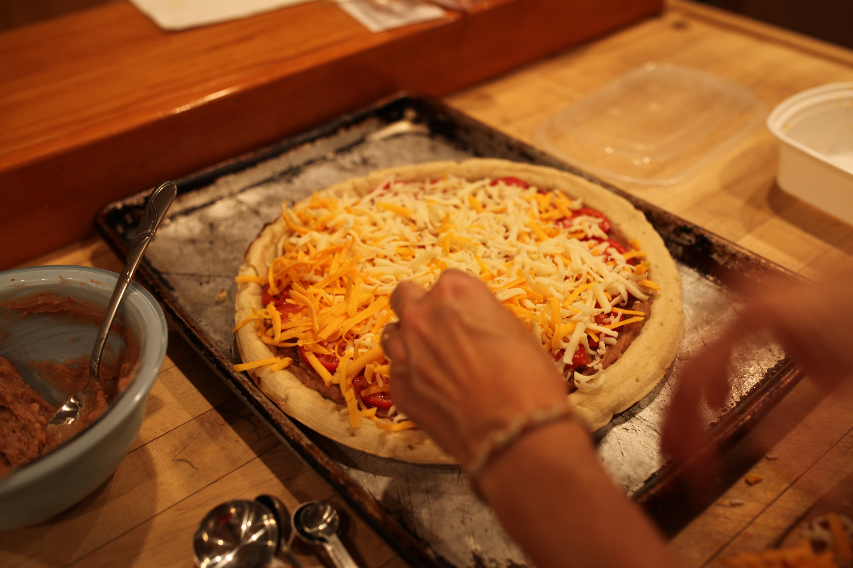 bean pizza #2