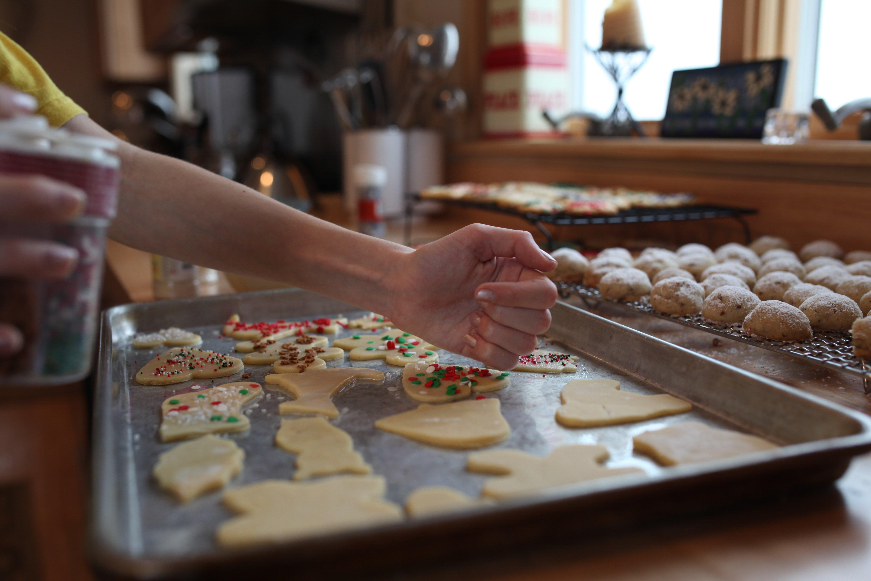 christmas cookies #2