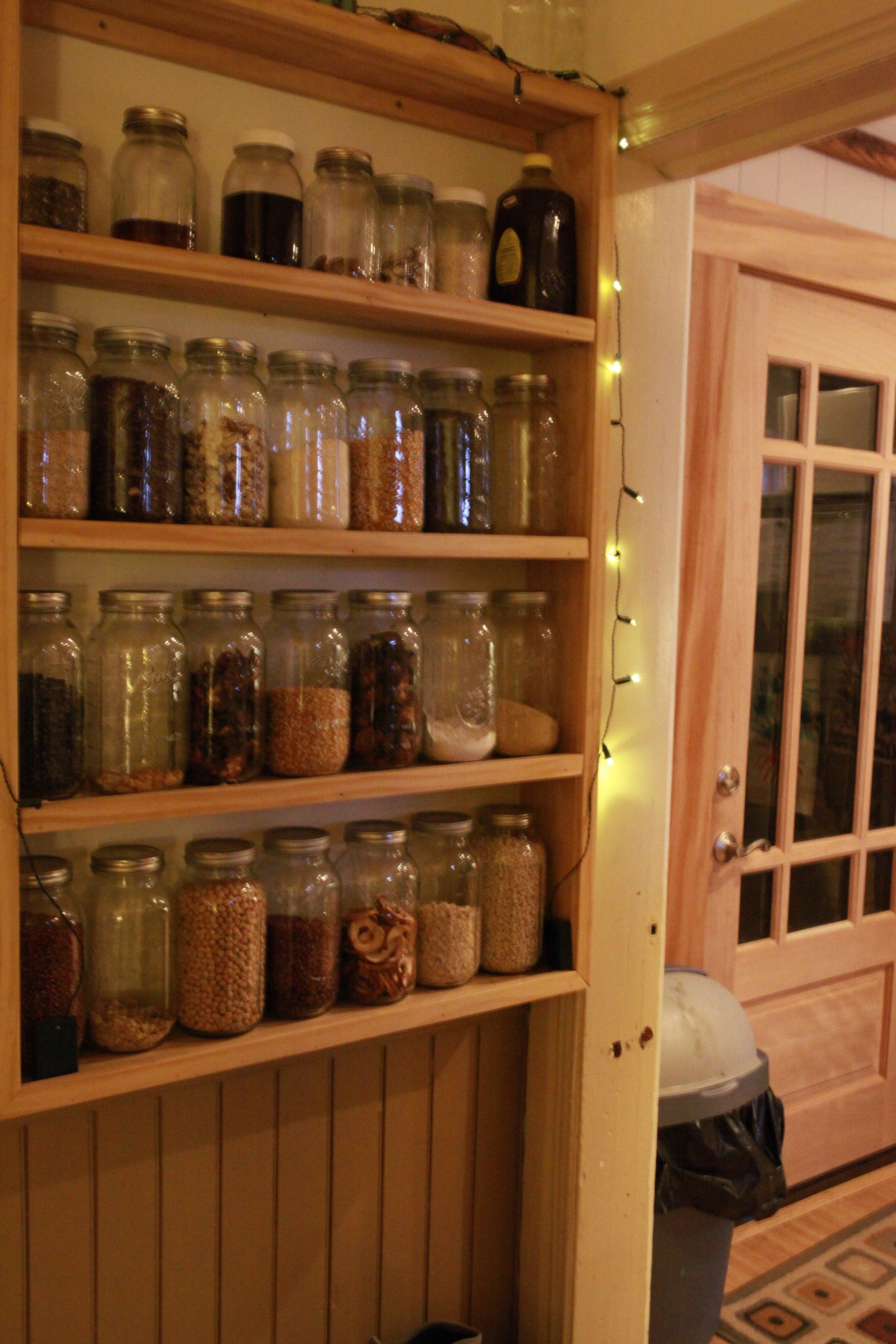 jar shelf in Dec
