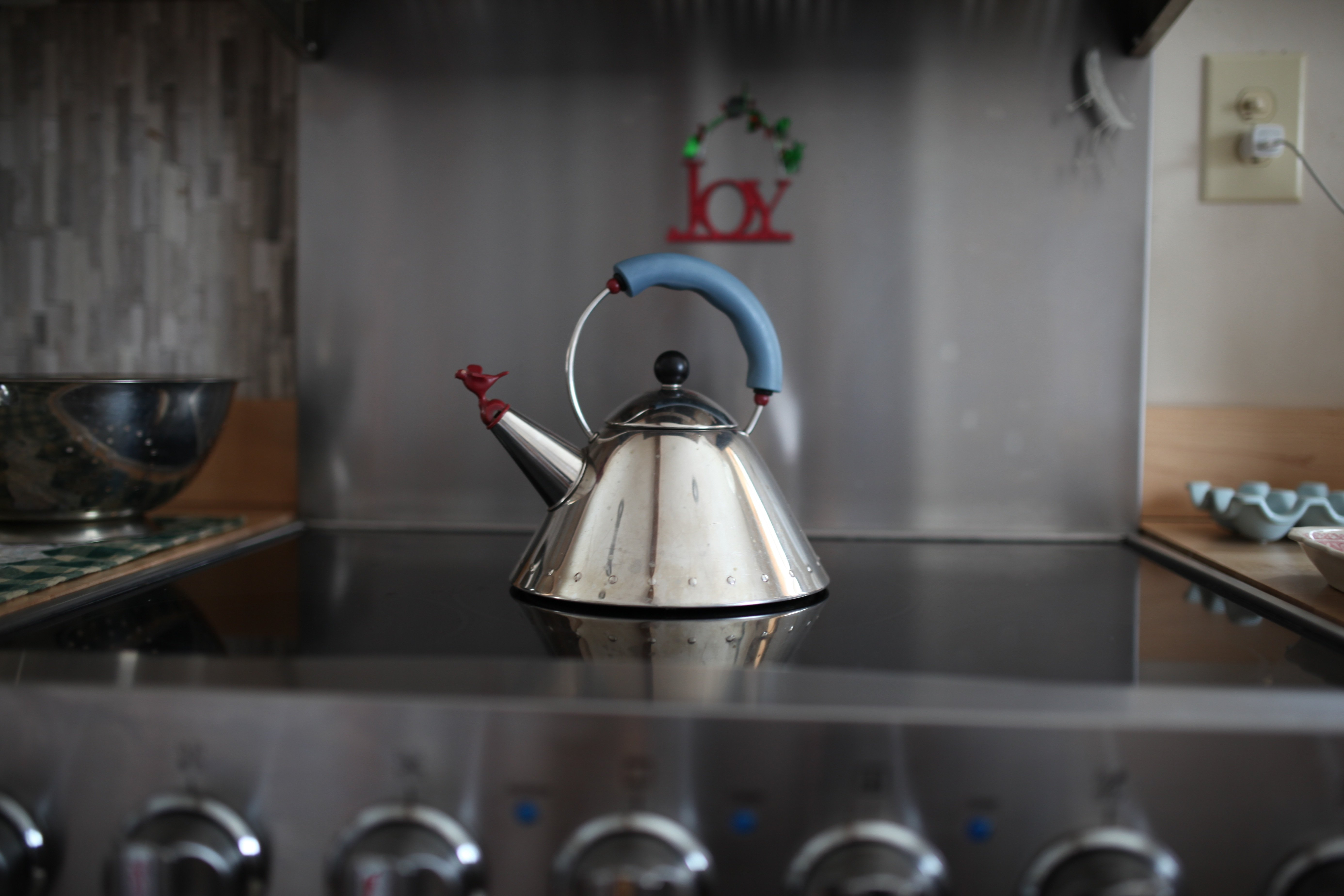favorite teapot