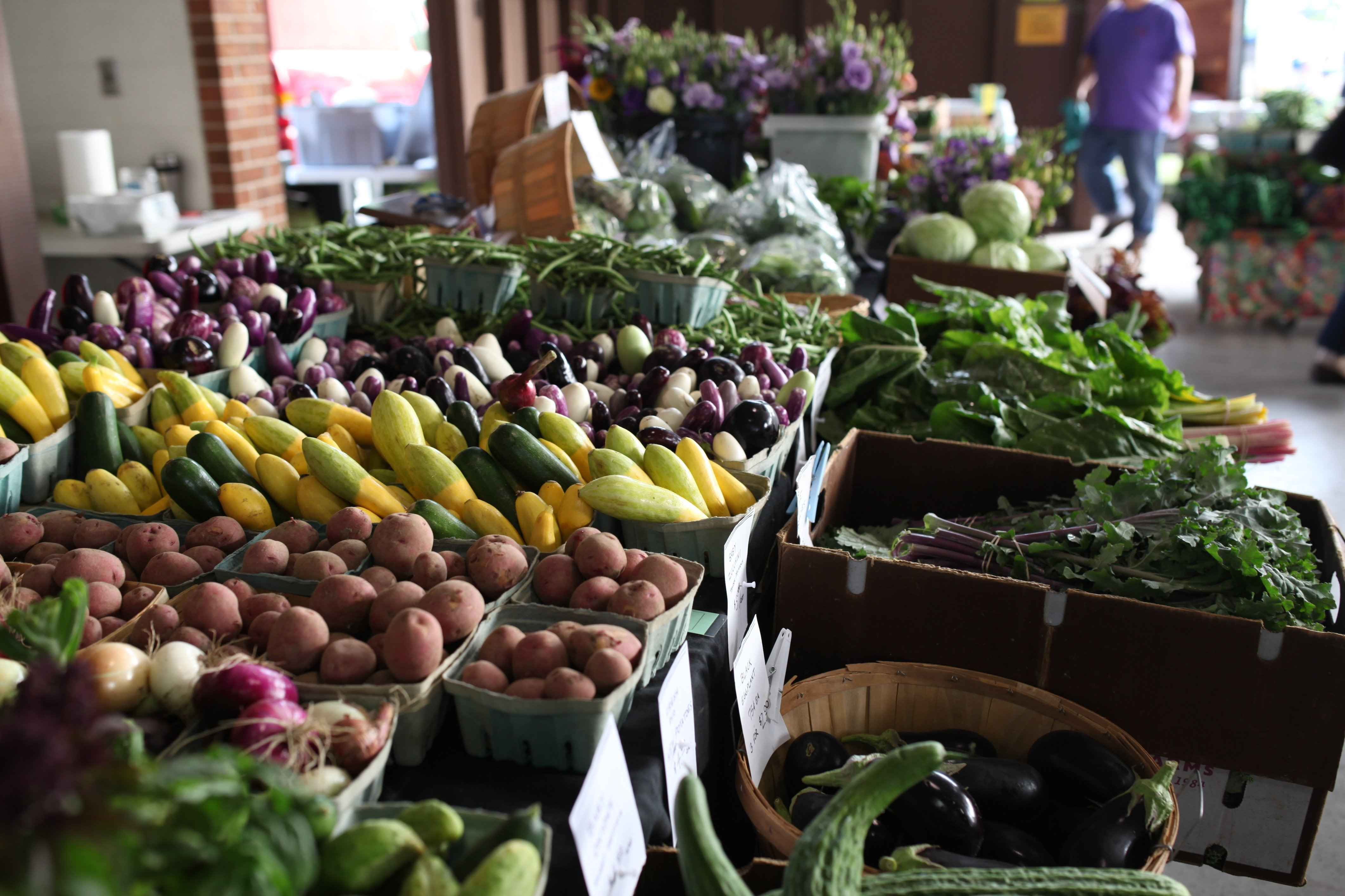 At the Meridian Market 8-2-14
