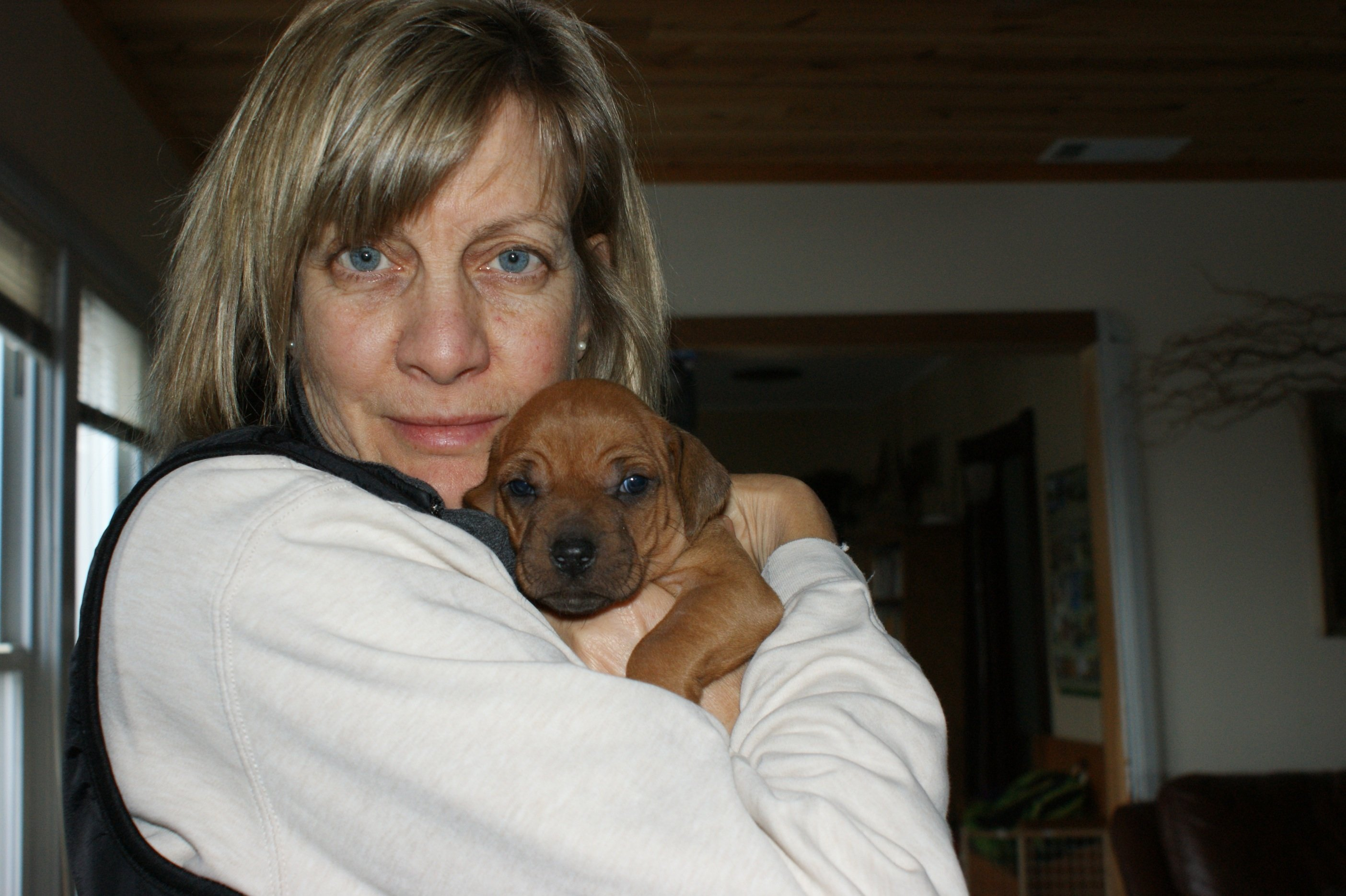 Me with little sandy