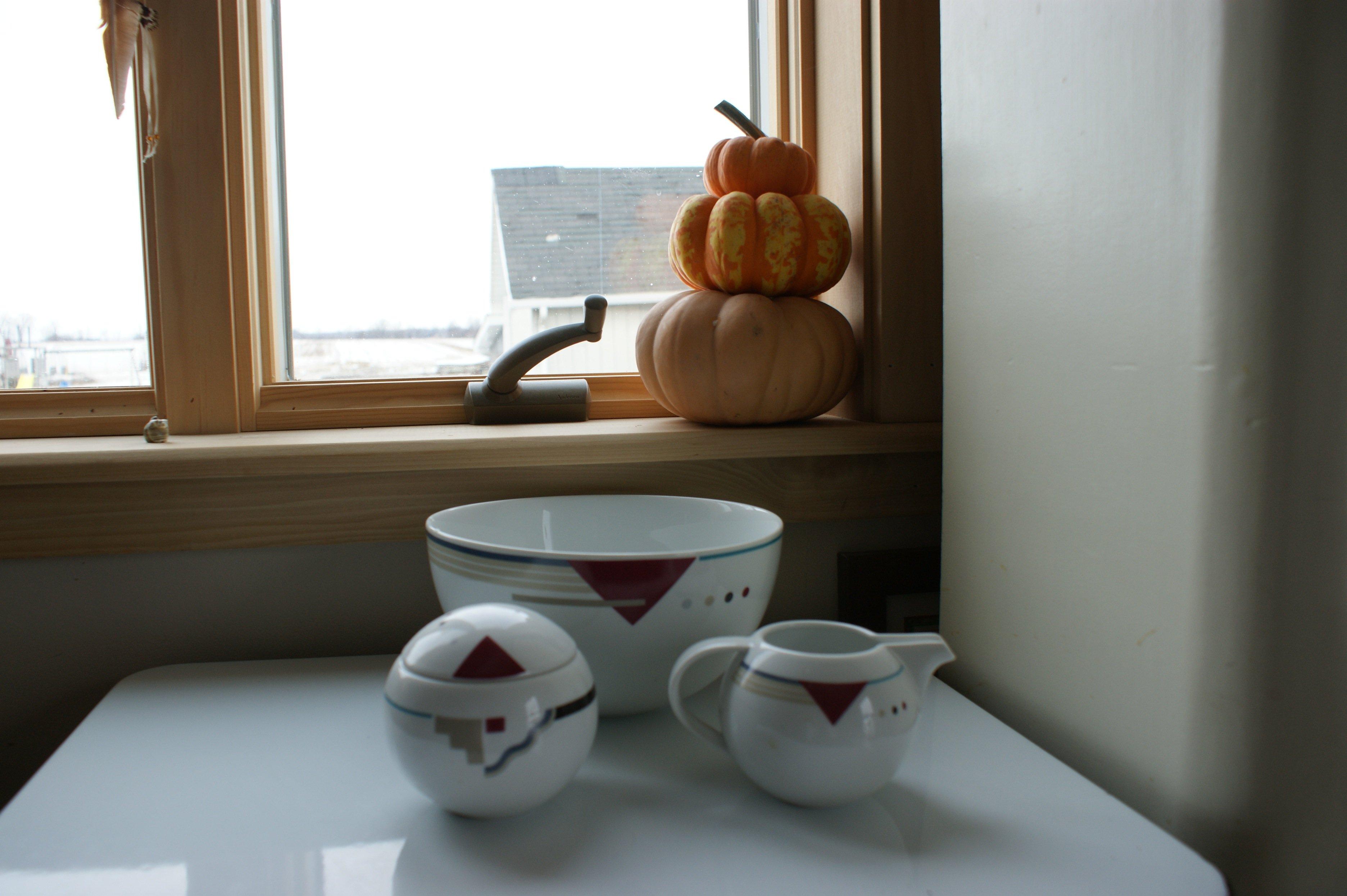 Corner of my kitchen