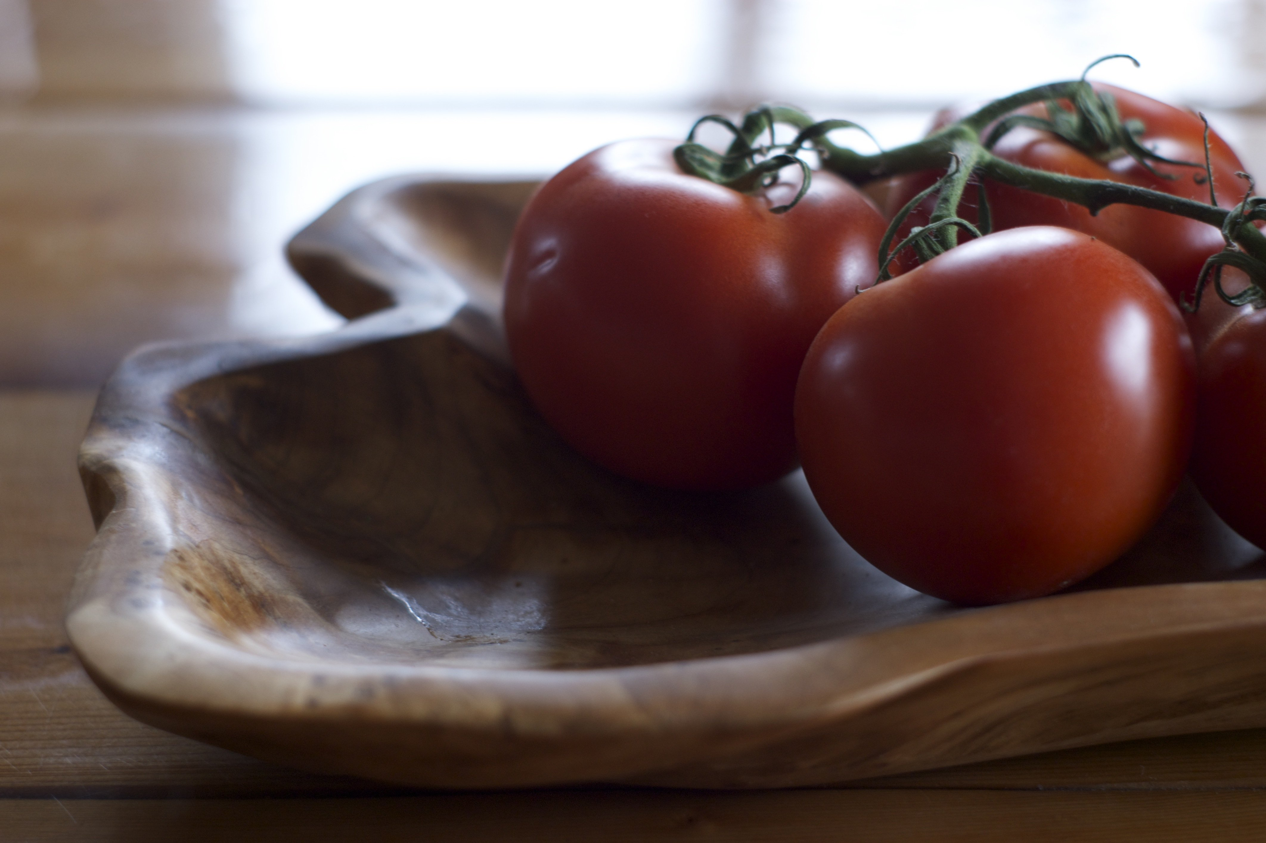 tomatoes in a bowl #2