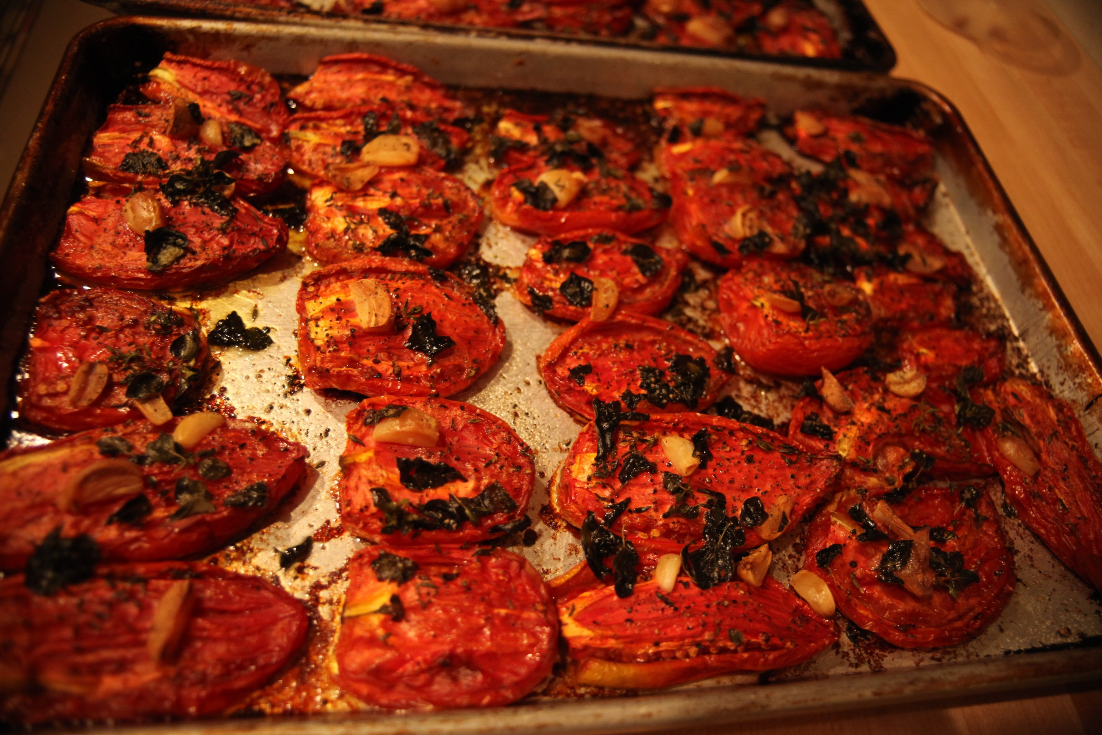 roasted toms #2,5