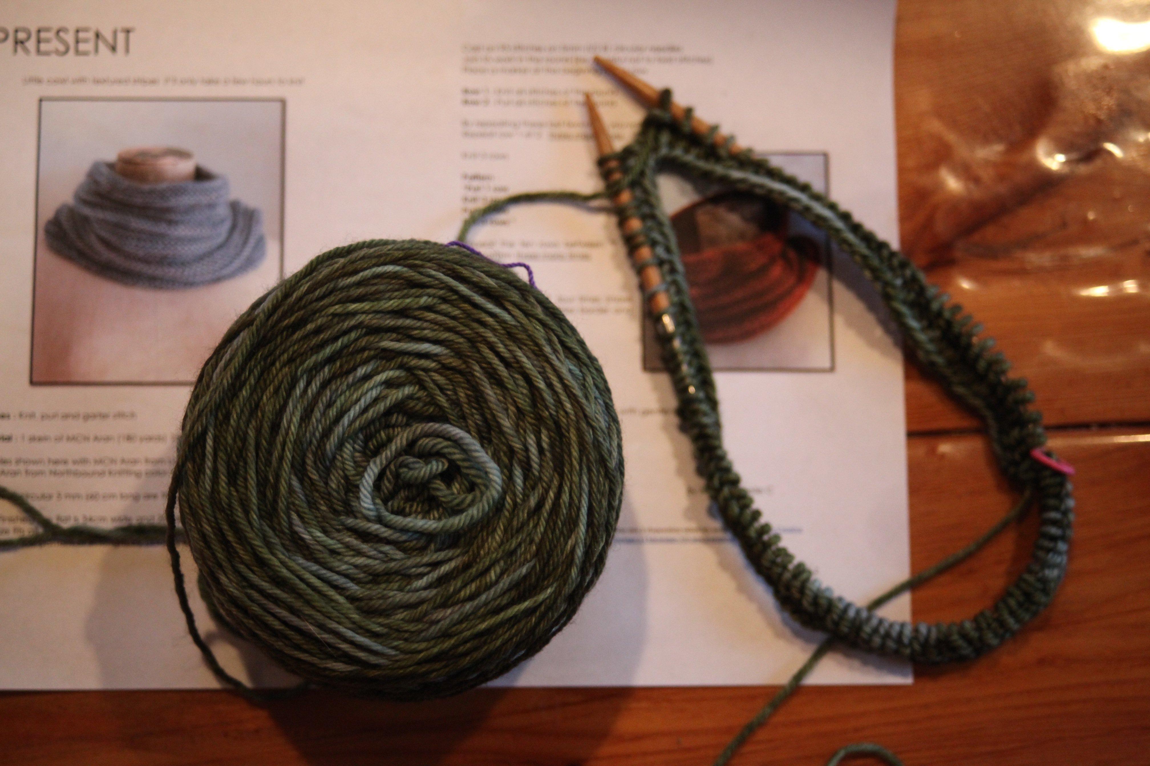 fall 2013 knitting