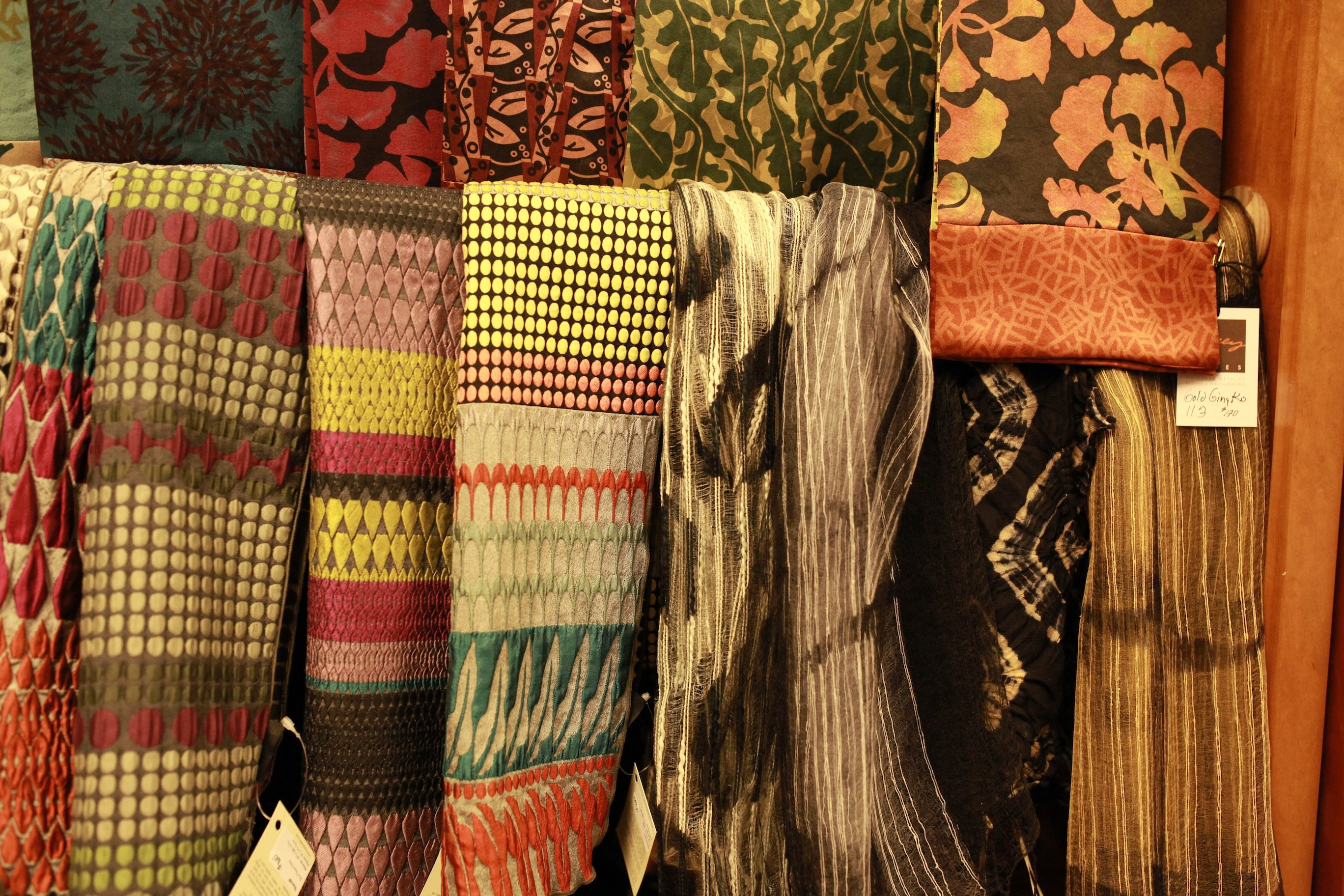 mackrel sky scarves