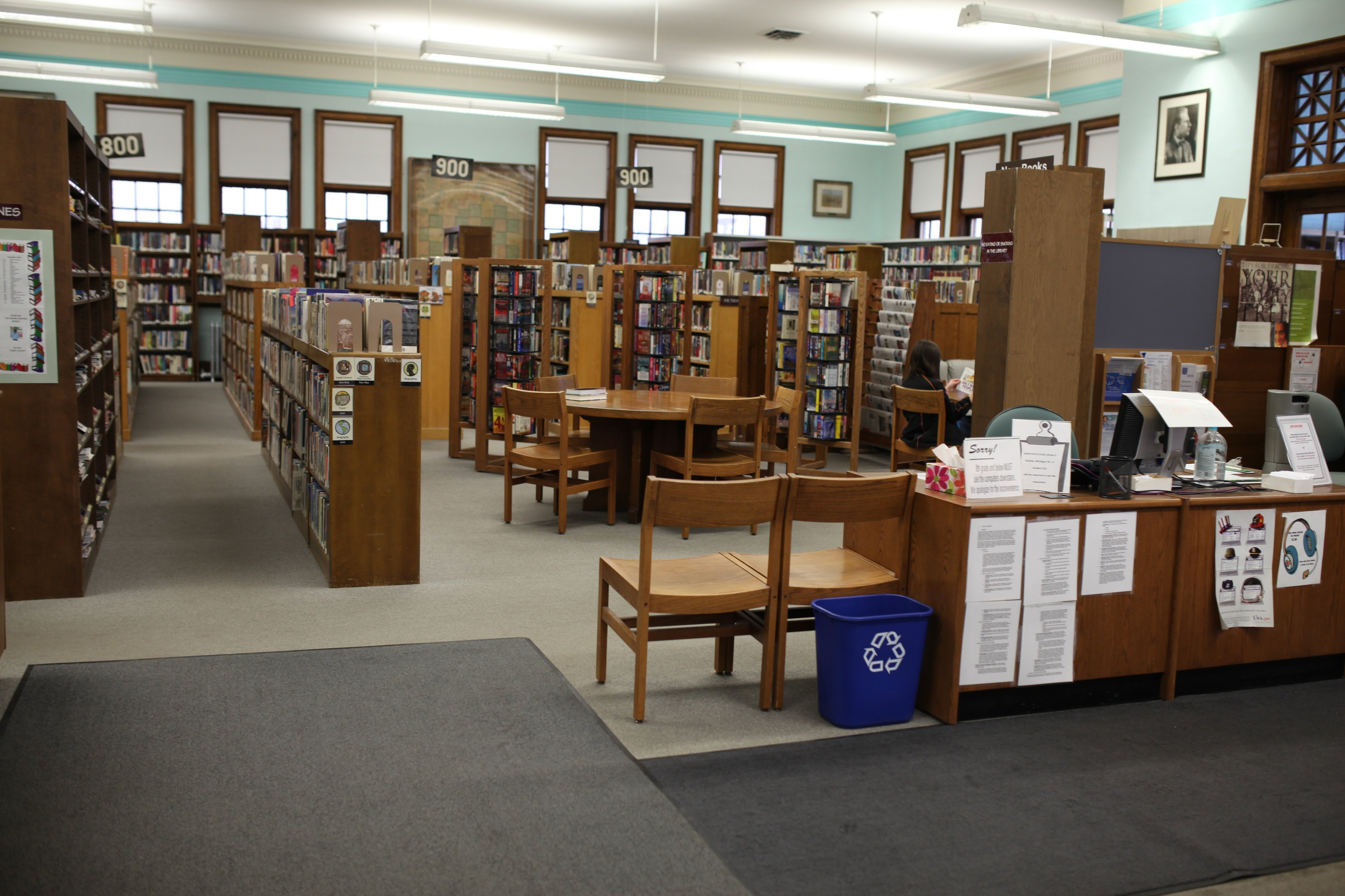 the library #2