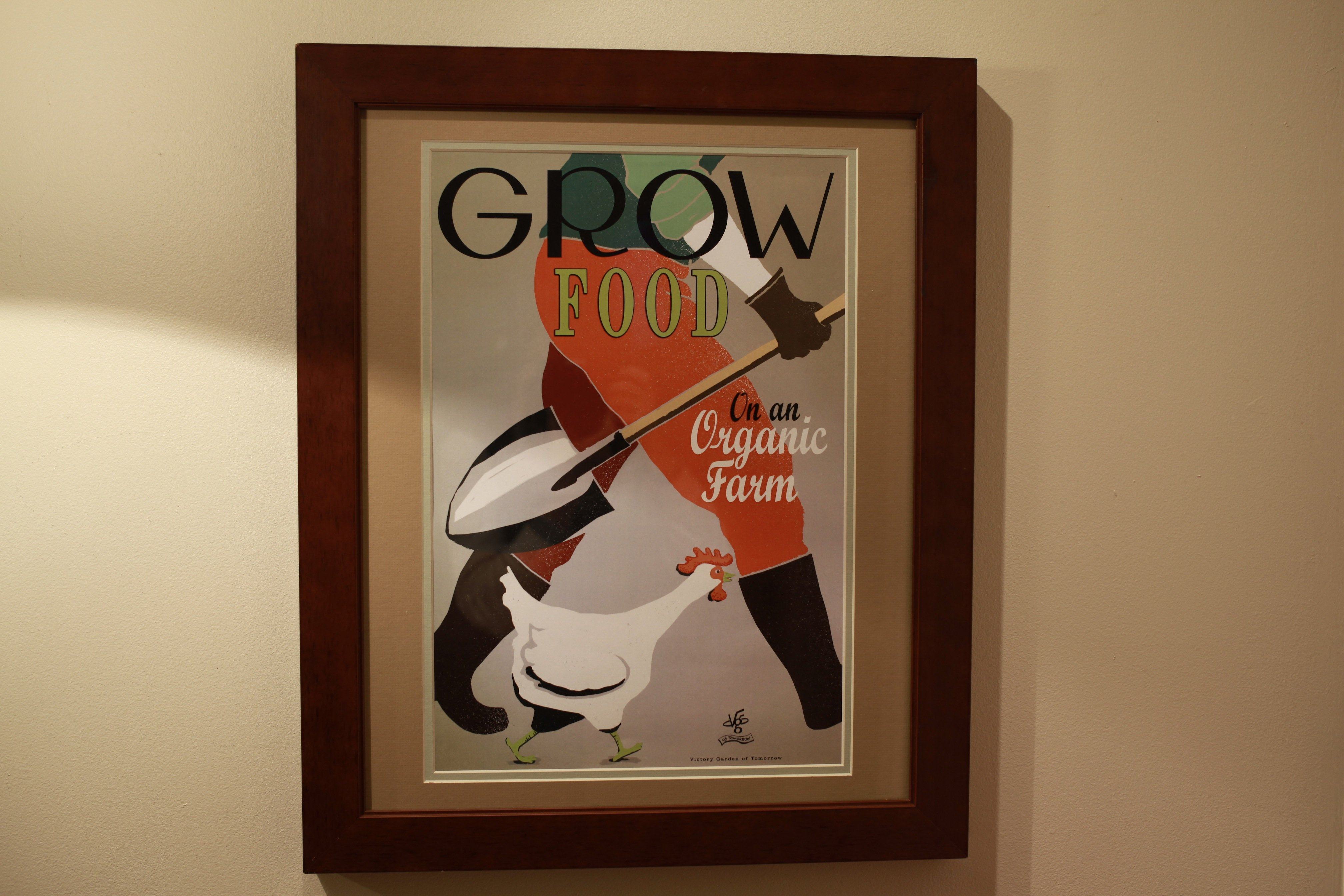 Grow food pic close