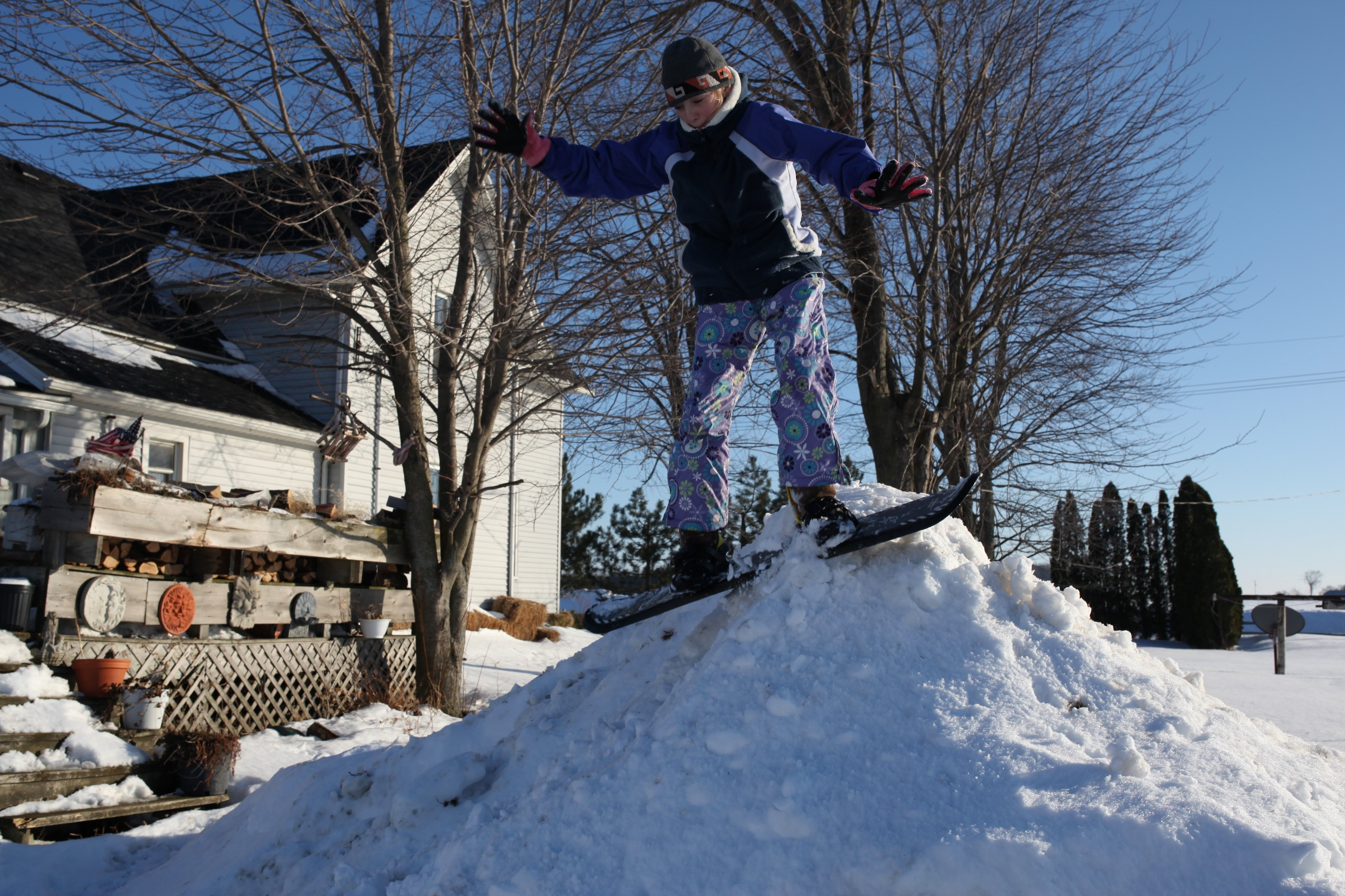 snowboarding #2