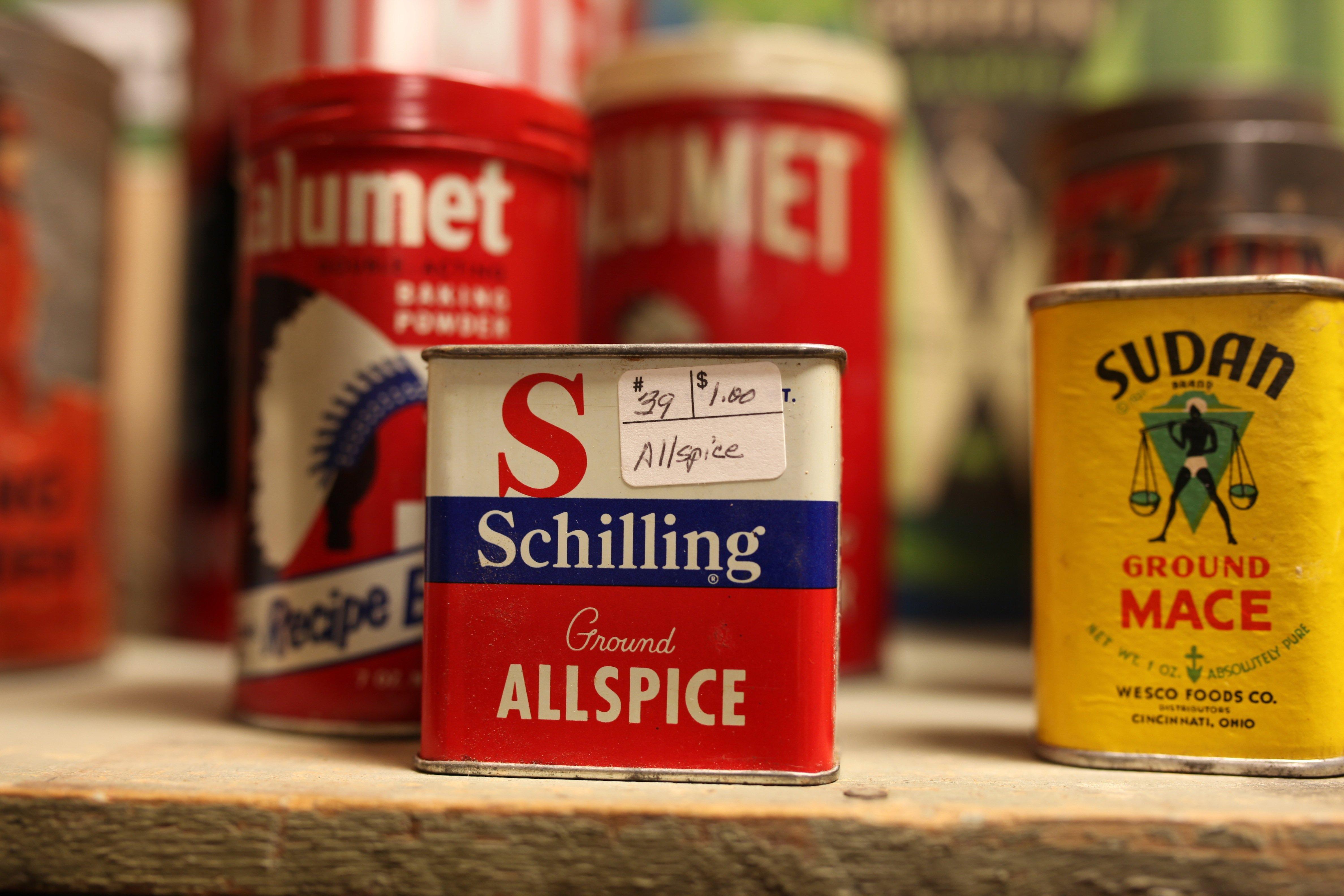 antiques #2 jars close