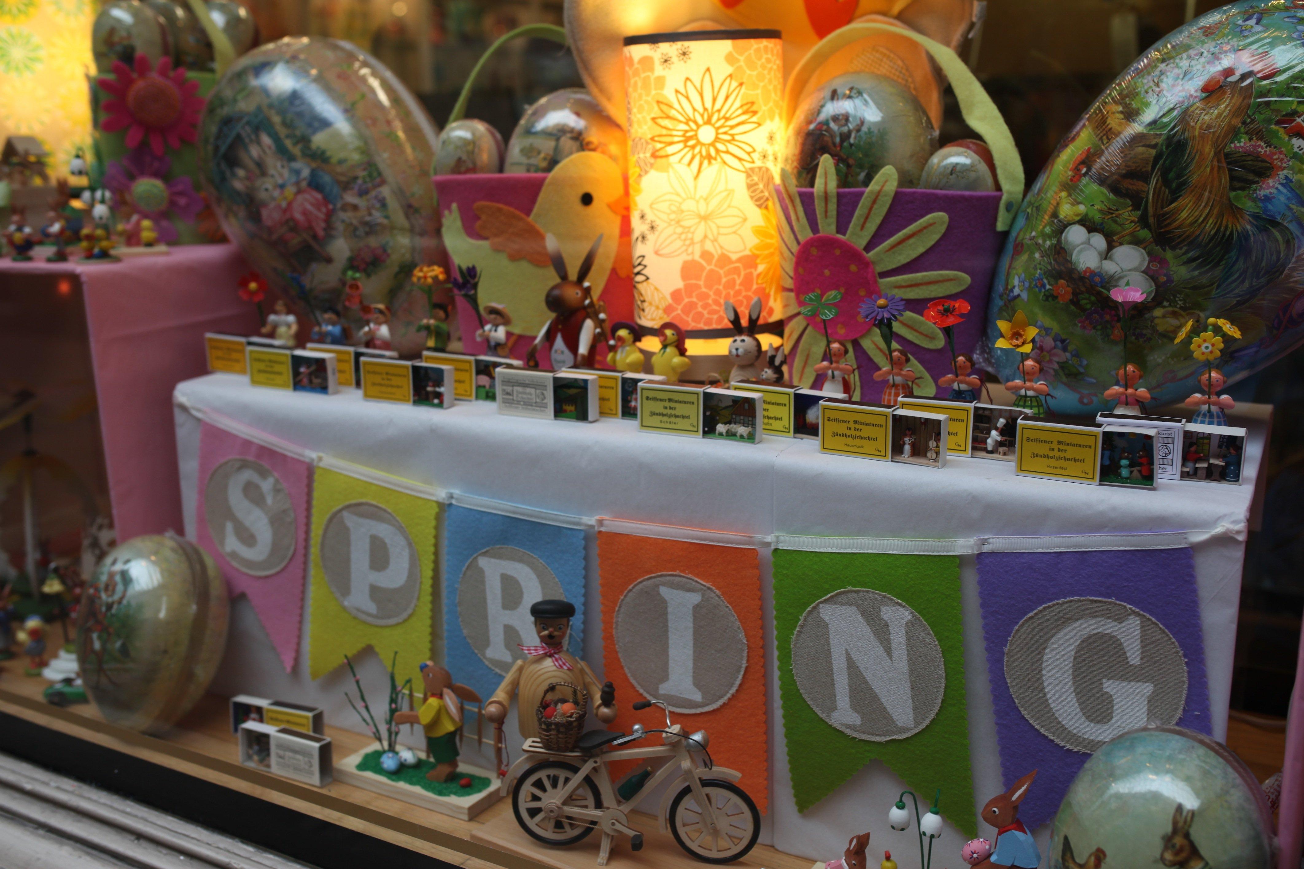 spring storefront #1