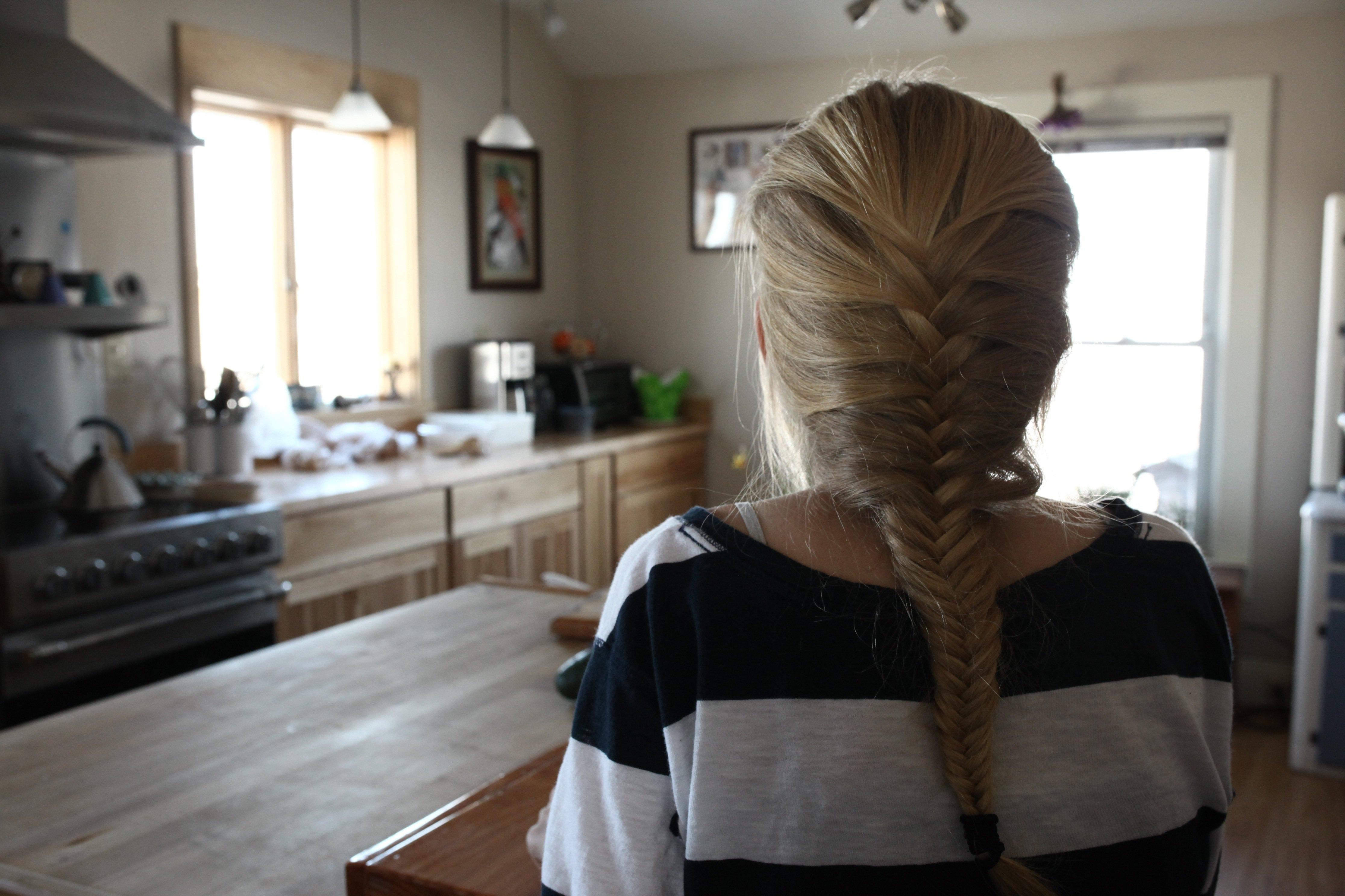 tays fishtail braid