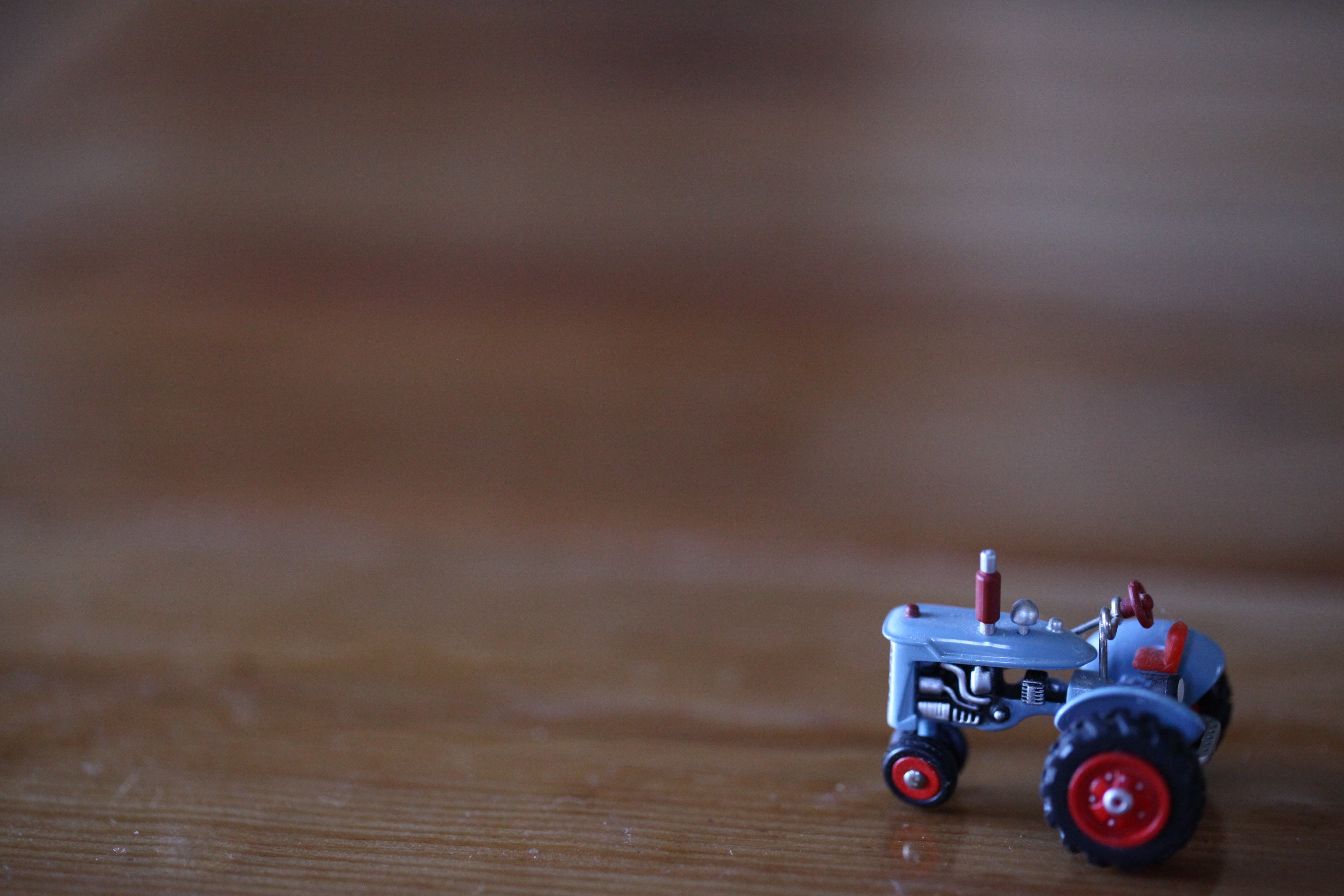 tiny tractor #2