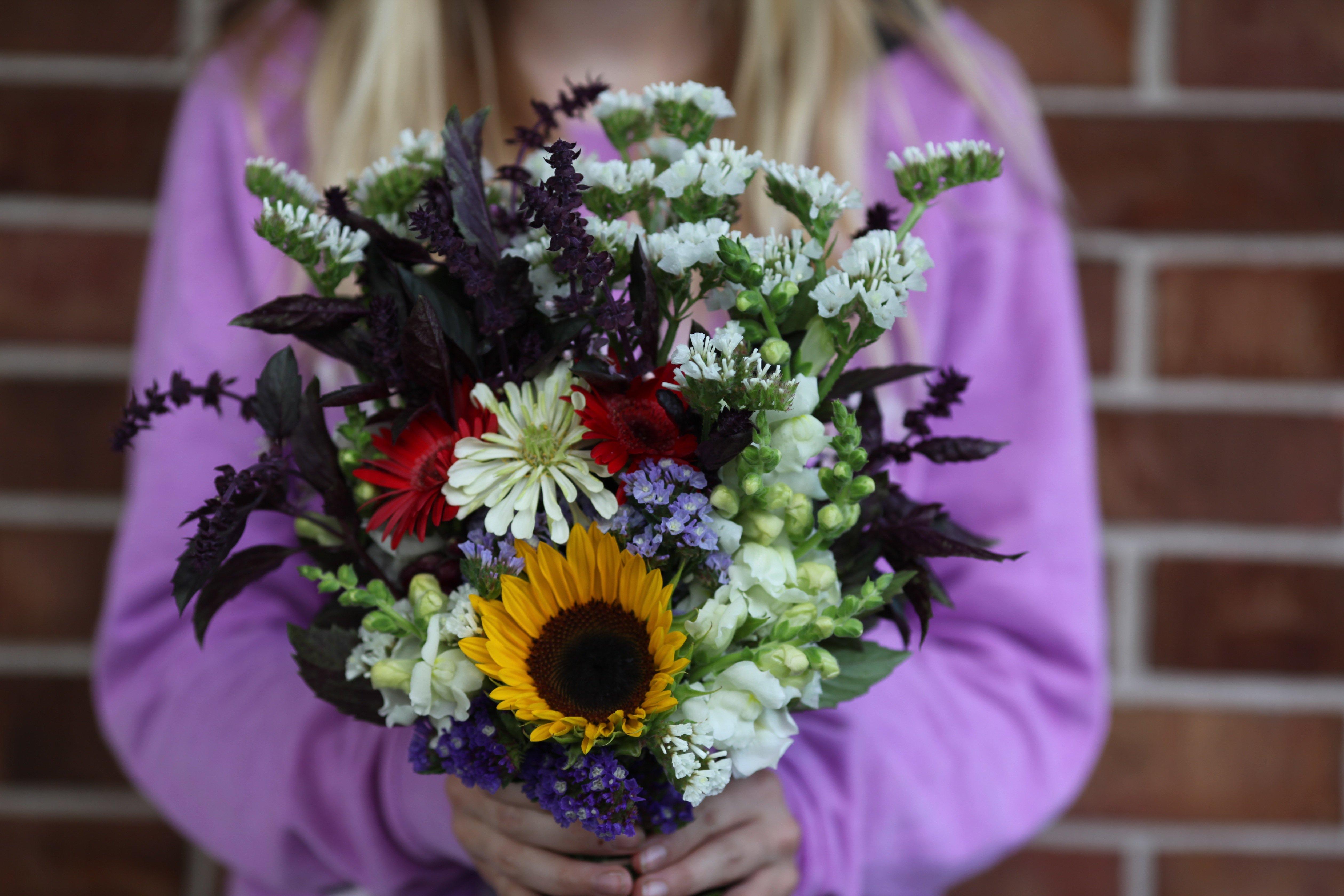 mid-july bouquet
